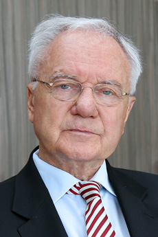 Portrait Manfred Stolpe