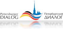 Logo Petersburger Dialog e.V.